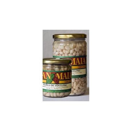 """Conserva de """"Fesols de Santa Pau"""" (370 ml)"""