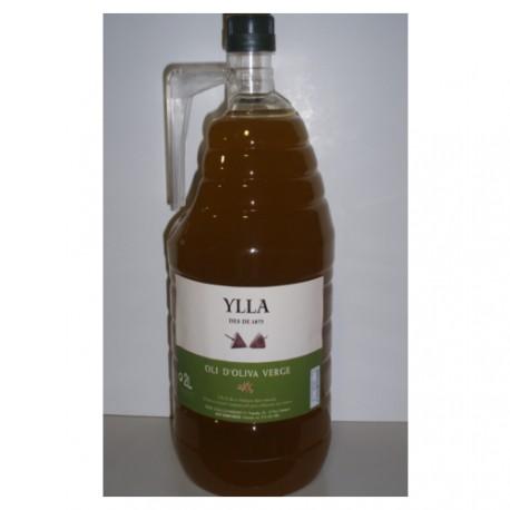 Oli Ylla - DOP Empordà - oliva verge - 2l