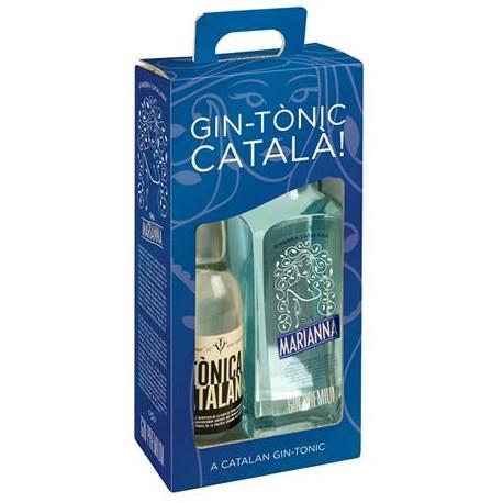 Gin Tònic català - caixa pack