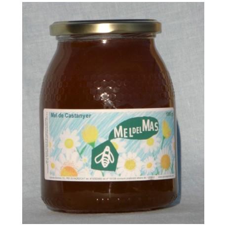Mel de castanyer - 0,5Kg - Mel del Mas