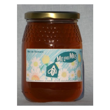 Miel de Romero - 0,5Kg - Mel del Mas