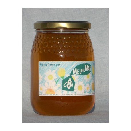 Orange honey - 0,5Kg - Mel del Mas