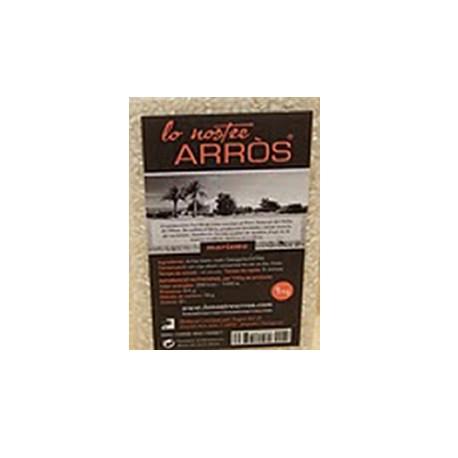 Arroz Marisma - 1Kg - Lo Nostre Arròs