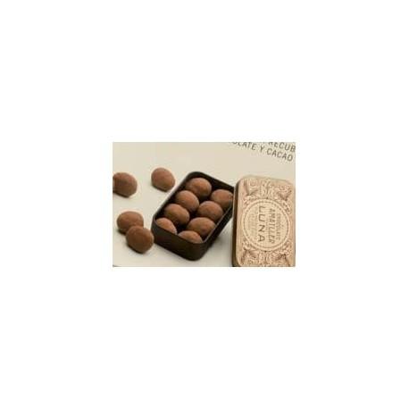 Almendrones, lata de 35 gr - Chocolates Amatller