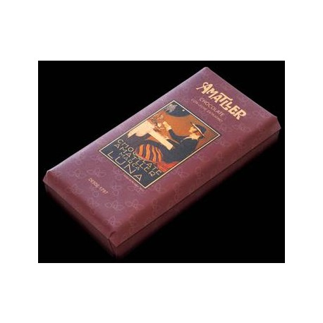 Tableta chocolate con leche - 85 gr - Xocolates Amatller