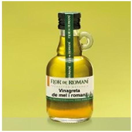 Vinagreta de mel i romaní - 190ml