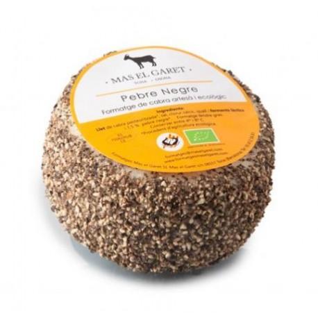 Cheese black pepper - 0,5Kg - Mas garet