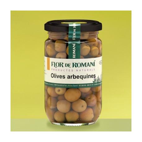 Olives Arbequines - 445gr