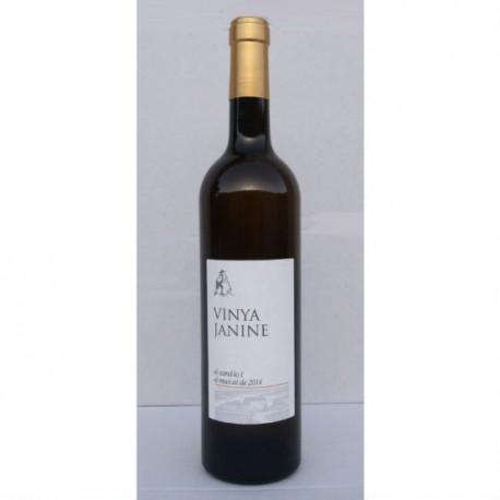 Vi blanc jove - Xarel.lo i Muscat - Vinya Janine