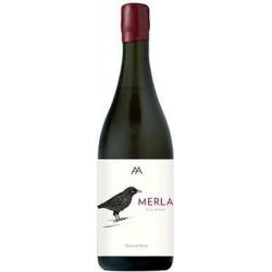 Vi - AA MERLA -Vi Negre ecològic - Celler de les aus
