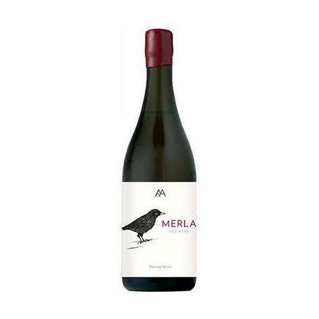 Vi - AA MERLA -White red wine - Celler de les aus