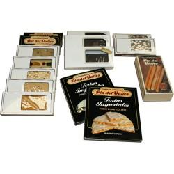Turrón chocolate y almendras - El Jijonero - 300 gr