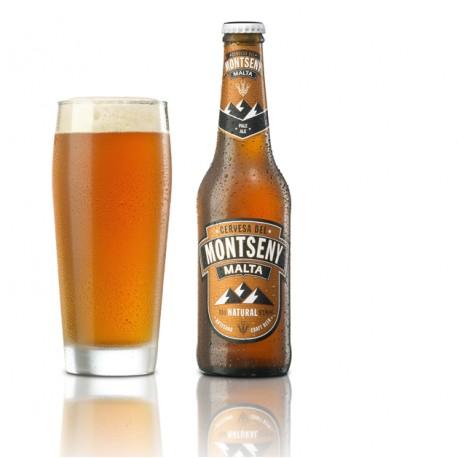 Cervesa CCM - malta - 33 cl