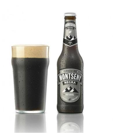 Cervesa CCM - negra - 33 cl