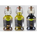 2 Aceite de ceps + 2 aceite de trufa + 2 vinagre de trufa - 6x200 ml - Monbolet