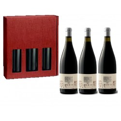 Caixa regal de 3 - Brunus - Celler Portal del Montsant - DO Montsant- Negre