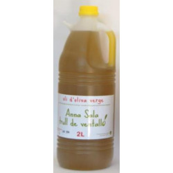 Serraferran - Oli Empordà - Oliva verge extra - 2 garrafas de 5L