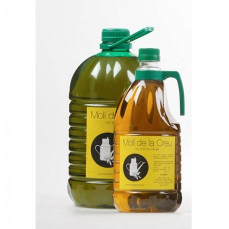 Caja aceite El Vilar - La Galera - Montsià - 2 garrafas de 5l