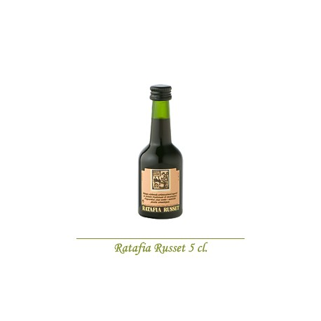 Ratafia Russet - 40 x 50 ml