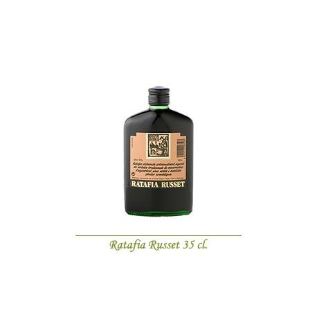 Ratafia Russet - caixa de 10 x 37,5 cl