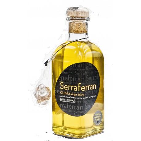 Serraferran - Oli Empordà - Oliva verge extra - 6 Ampolles 6x0,5L