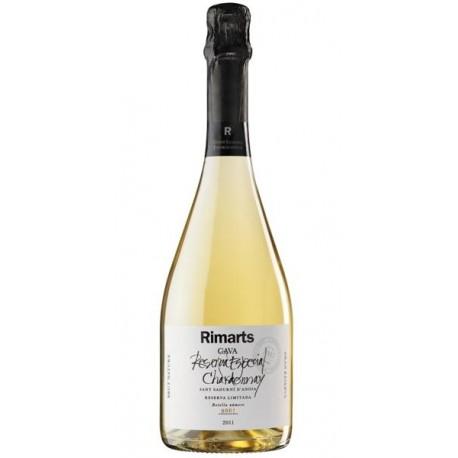 Caja de 2 botellas de Cava Rimarts - Reserva Especial Chardonnay