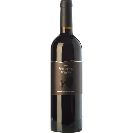 1 botella: PAM DE NAS - Celler Trossos del Priorat - ECO - Priorat