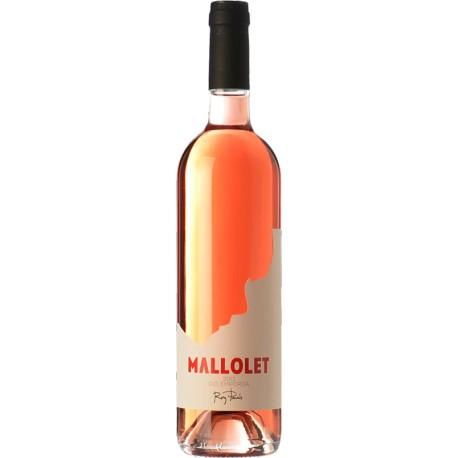 Caixa de 6 - MALLOLET (rosat) - Roig Parals - Empordà