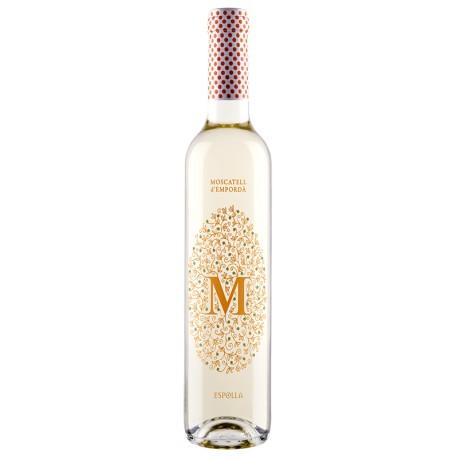 4 ampolles de MOSCATELL D'EMPORDÀ - Celler Espolla - Empordà