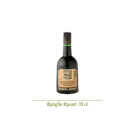 3 ampolles de Ratafia Russet - 3 x 700ml