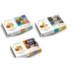 Albons, 6 cajas de 50 gr, sabor Andalucia o Balear - RIAL CHOCOLATES