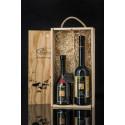 Oli Ermitage - Caixa regal dues ampolles AURUM Classic - 2x500 ml