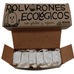 2 cajas de polvorones tradicionales 2x210 gr - Massaxuxes