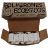2 cajas de polvorones sin gluten y veganos 2x210 gr - Massaxuxes