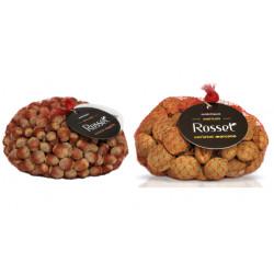 Bossa ametlles closca + bossa avellanes closca 2x1 kg- Rosset