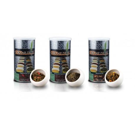 3 latas Té Verde - 3 x 175 gr - Cafe Mamasame