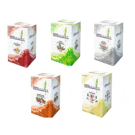 5 caixes Tè Premium amb piramides 5 x 20 unitats - Cafè Mamasame