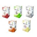 5 caixes Te Premium amb piramides 5 x 20 unitats - Cafe Mamasame